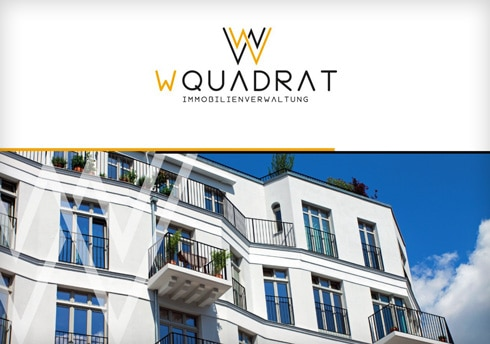 W-Quadrat Broschüre